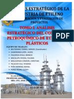 Complejo Petroquimico de Etileno y Plasticos Tomo 1