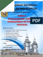 Evaluacion Del Complejo Petroquimico de Etileno y Plasticos TOMO II