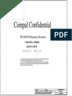 Compal La-8511p r1.0 Schematics