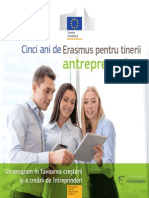 Erasmus Ptr Antreprenori