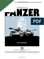 Reglas Básicas Panzer