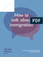 How to Talk About Immigration