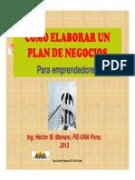 Exp Plan Negocios