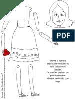 Boneca - 10 Motivos Para Receber Visitas Das Professoras Visitantes 1