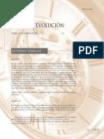 Vargas Tiempo y Evolución