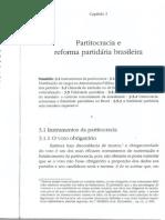 Texto 1 Bases e Perspectivas Da Reforma Política Brasileira. Belo Horizonte