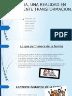 LA FAMILIA , UNA REALIDAD EN PERMANENTE.pptx