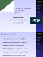 Clase 2 Programacion Paralela OpenMP