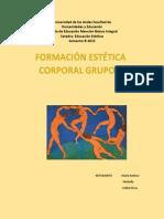 Formacion Estetica Corporal Grupo 4
