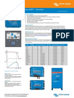 Datasheet Blue Solar Charge Controller Overview En