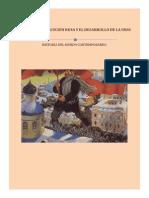TEMA 8. Revolución Rusa y Desarrollo de La URSS