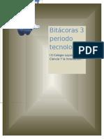 bitacora -3 -periodo