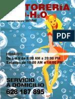 Tintoreria ECO H2O