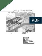 Organizarea Şl Dotarea Tehnică