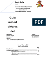 Guia Metodologica Del Baloncesto