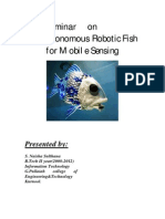 Robotic Fish1