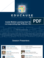 Inside Mobile Learning
