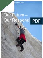 PwC Russia Corporate Responsibility Report 2009 (En)