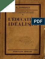 L'Éducation Idéaliste.1