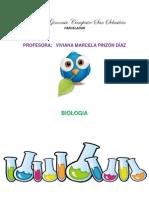 Sintesis Primer Periodo - Biologia 8