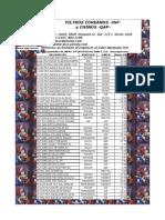 Catalogo Filtros Coreanos -JHF QD