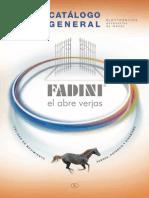 Catalogo General Automatizaciones - FADINI