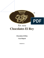 Chocolate El Rey Report