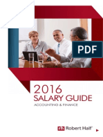 Robert Half 2016 Salary Guide