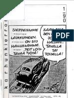 Karhunkierros 1990_1