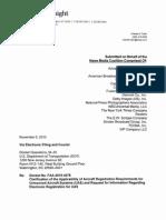 Final Public Comments on FAA UAS Registration 11-06-15