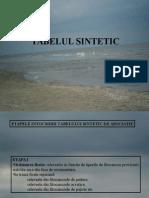 L.P. 3 Tabelul Sintetic 2014