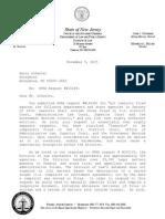 NJ OPRA Denial Letter