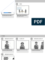 Storyboard La Leyenda Del Dibujo