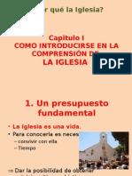 2. Por Qué La Iglesia Cap 1,2
