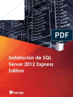 U4_Instalación de SQL Server 2012 Express