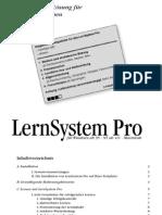 LernSystem_Dokumentation