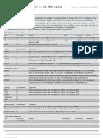 Informe Diario de Mercado de Saxo Bank del 25 de marzo