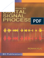 Introduction.to.Digital.signal.processing