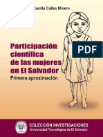 Participacion cientifica de las mujeres Por Camila Calles