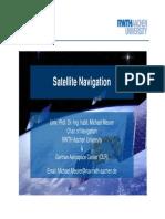Satellite Navigation Course