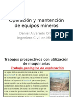 Operación y mantención de equipos mineros.pptx