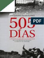 505 Dias - Juan Suriano - Eliseo Alvarez