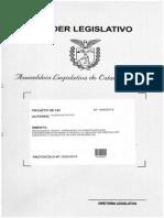 Pl 549_2015 - Autorização Pra Contrução Dos Empreedimentos Listados