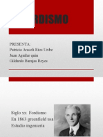 FORDISMO presentacion