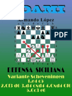 Defensa Siciliana. Variante Scheveningen