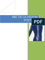 ABC Higiene Postural (Teórico)