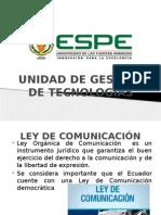 Ley de Comunicacion