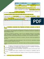 Av2 e Av3 Dir Trib i Estudo Dirigido 2014.1 Dir Mat