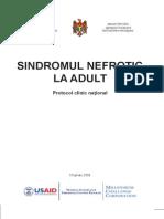 sindrom nefrotic la adult