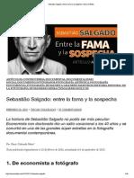 Sebastião Salgado- entre la fama y la sospecha | Oscar en Fotos